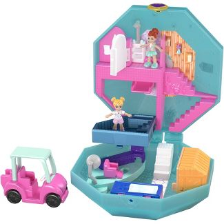 Polly Pocket Big Pocket World Pamperin' Perfume Spa Playset