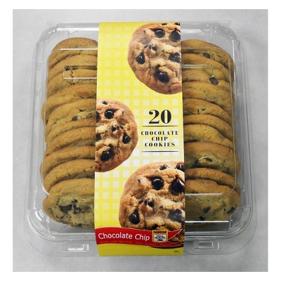 Nestle Tollhouse Chocolate Chip Cookies - 20ct