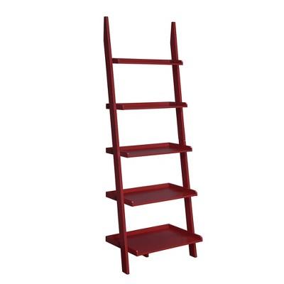 "72"" American Heritage Bookshelf Ladder - Breighton Home"