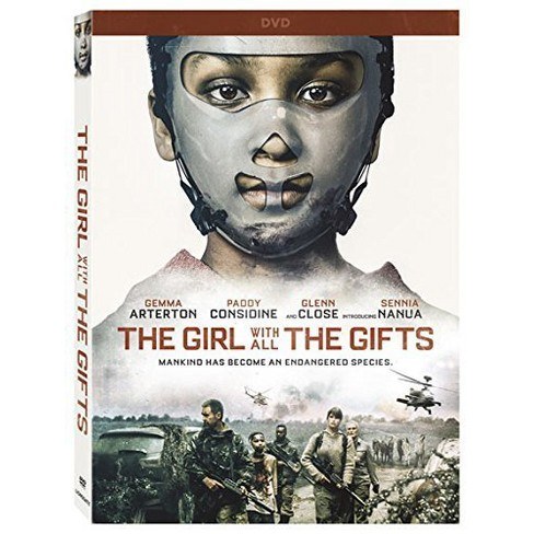 DVD Girl With All The Gifts (DVD)