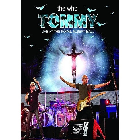 The Who: Tommy Live at Royal Albert Hall (DVD) - image 1 of 1