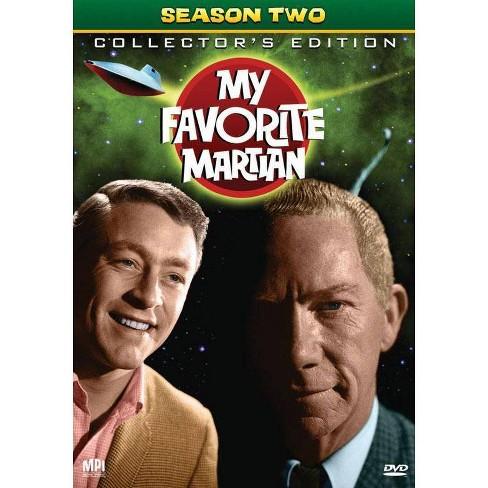 My Favorite Martian: Season 2 (DVD) - image 1 of 1