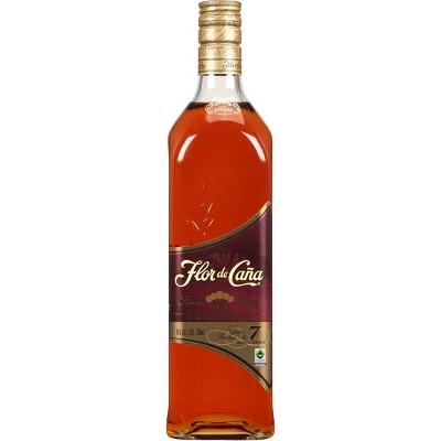 Flor de Cana Gran Reserva Rum - 750ml Bottle
