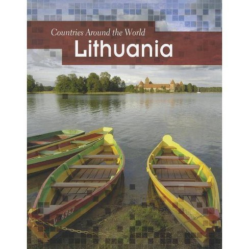 Lithuania - (Countries Around the World (Paperback)) by  Melanie Waldron (Paperback) - image 1 of 1