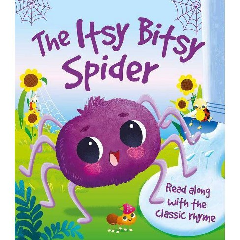 The Itsy Bitsy Spider - by  Igloobooks (Board_book) - image 1 of 1