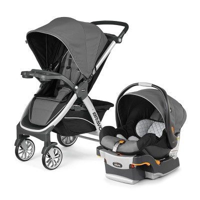 Chicco Bravo Trip Travel System - Orion