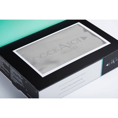 DockATot Spare Cover for Deluxe Plus - Cloud Gray