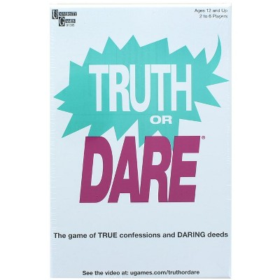 University Games Truth or Dare Adult Party Game | For 2-6 Players Game