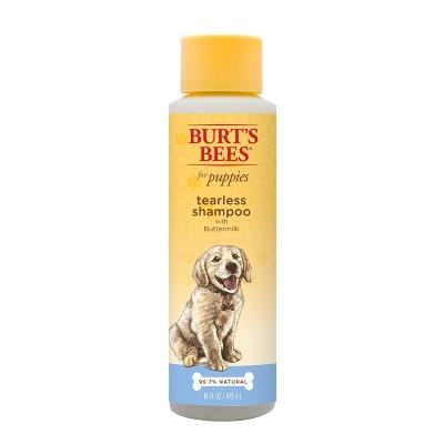 Dog Grooming: Burt's Bees Puppy