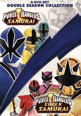 Shoulders Power rangers samurai