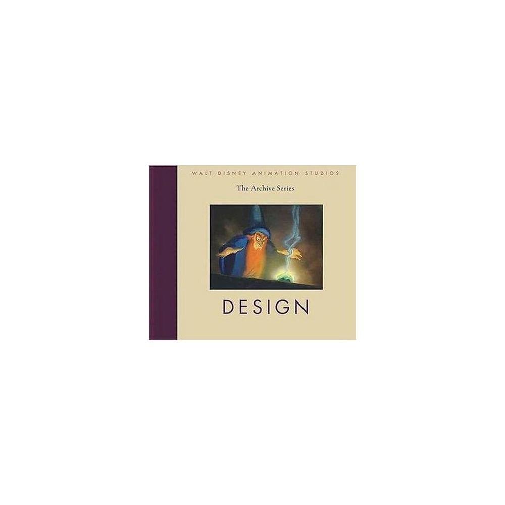 Walt Disney Animation Studios Design (Hardcover)