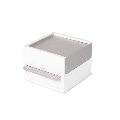 Stowit Mini Jewelry Box White - Umbra