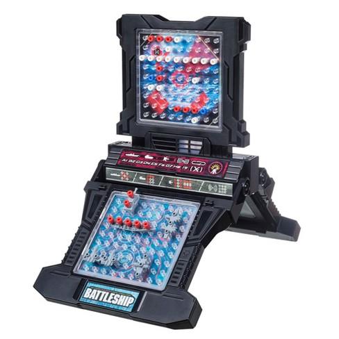 Electronic Battleship Game Target