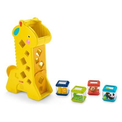 Fisher-Price Tumblin' Sounds Giraffe