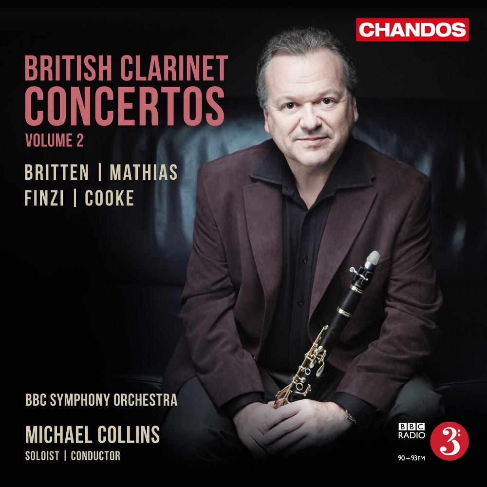 Bbc Symphony Orchest - British Clarinet Concertos:Vol 2 (CD)
