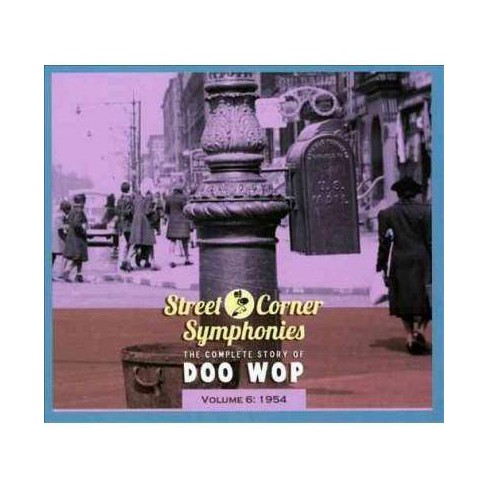 Various - Street Corner Symphonies: 1954 (CD) - image 1 of 1