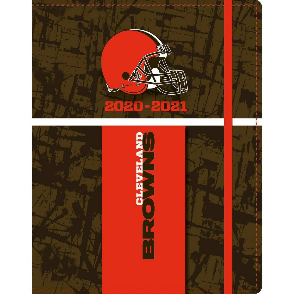 Nfl Cleveland Browns Sports Monthly Planner