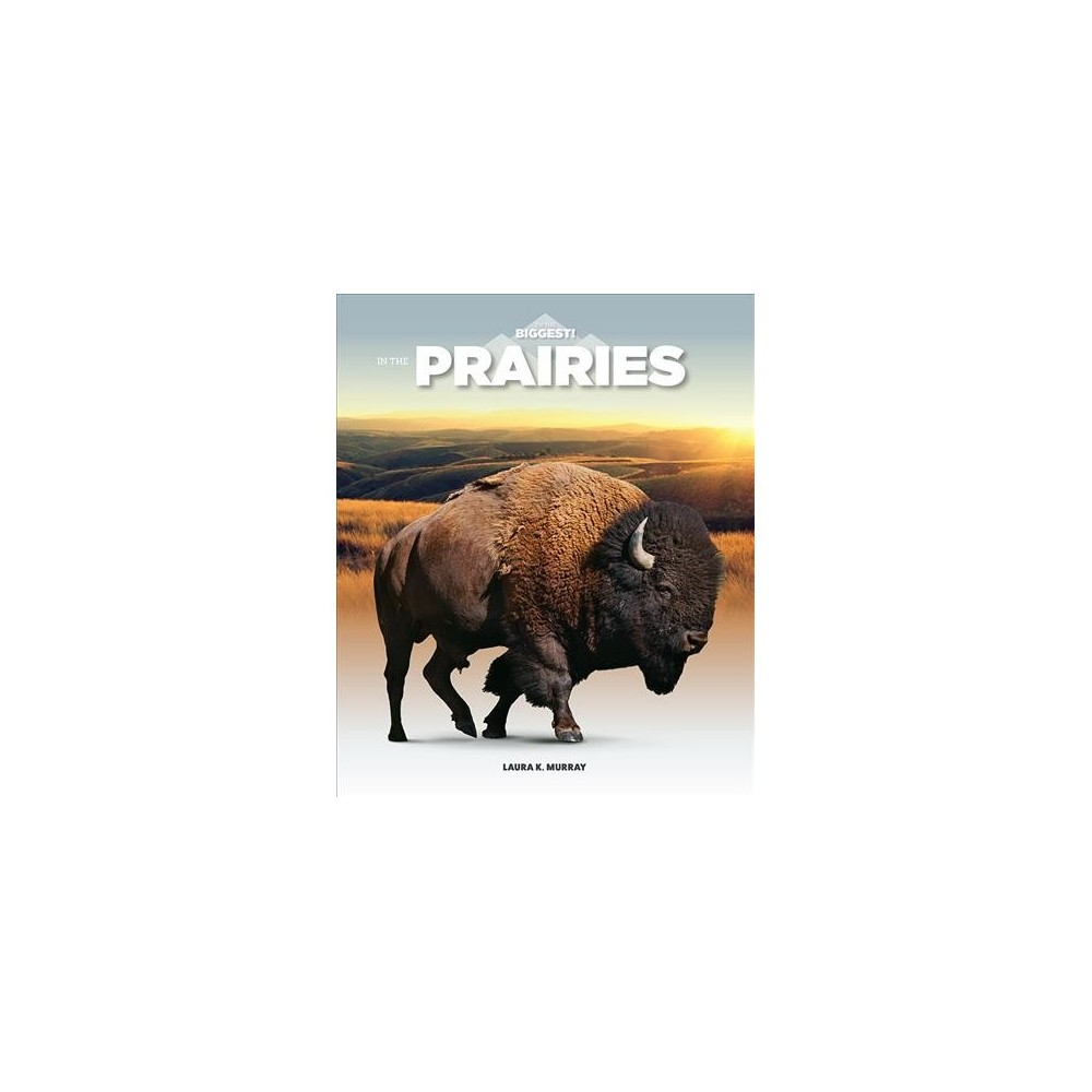 In the Prairies - (I'm the Biggest!) by Laura K. Murray (Paperback)