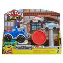 Playdoh Wheels Tow Truck, modeling dough