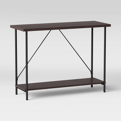 Wood and Metal Console Table - Room Essentials™
