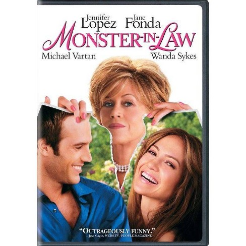 Monster-In-Law (DVD) - image 1 of 1