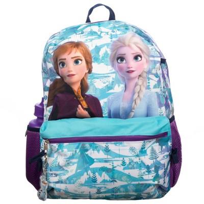 "Disney Frozen 2 16"" Kids' Backpack Set - 7pc"