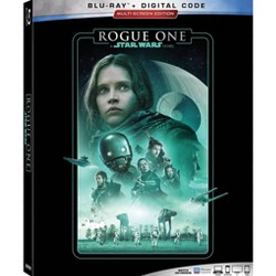 Star Wars Rogue One: A Star Wars Story (Blu-Ray + Digital)