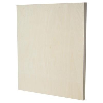 American Easel Cradled Wood Painting Panel