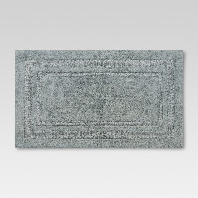 34 x20  Performance Cotton Bath Rug Gray - Threshold™