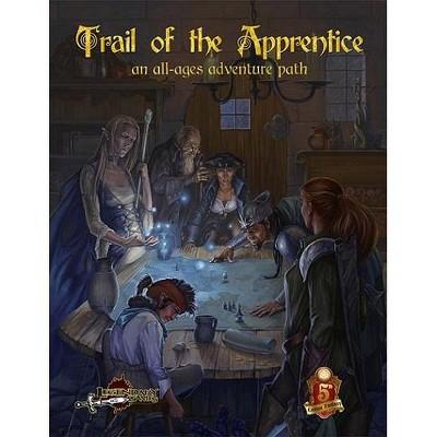 Trail of the Apprentice (5E) Hardcover