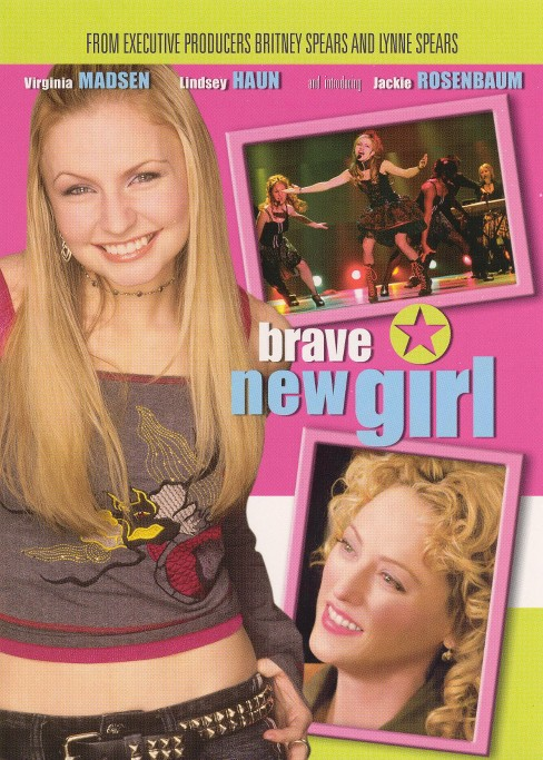 Brave new girl (DVD) - image 1 of 1