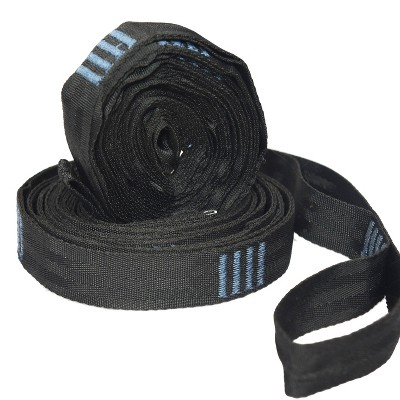 Equip Suspension Straps - Black
