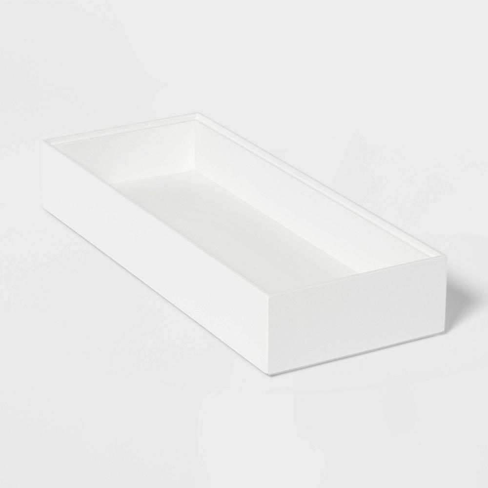 6 34 X 15 34 Compartment Drawer White Threshold 8482