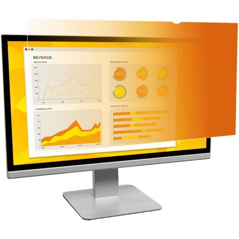 how do monitor privacy screens work