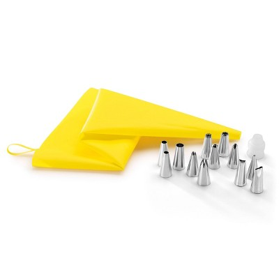 Cuisinart 13pc Yellow Pastry Decorating Set - CTG-00-13PS