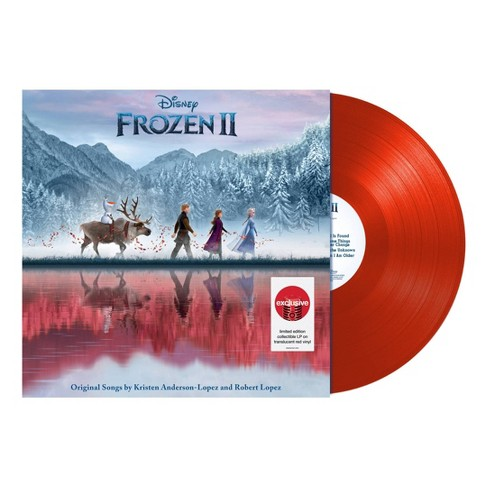 Various Artists - Frozen 2 (Original Motion Picture Soundtrack) (Target Exclusive, Vinyl) - image 1 of 2
