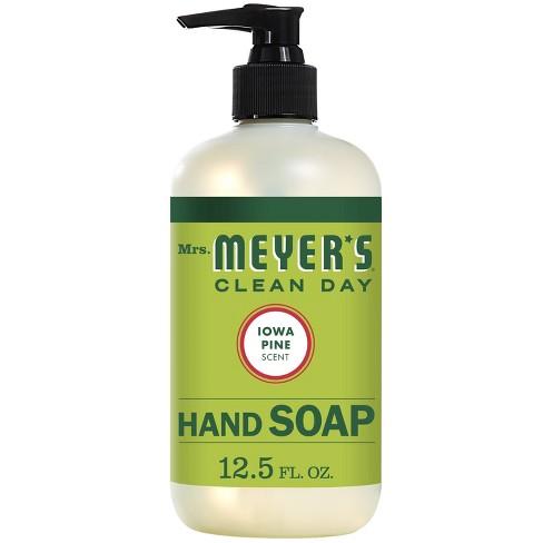 Mrs. Meyer's Clean Day Hand Soap - Iowa Pine - 12.5 fl oz - image 1 of 3