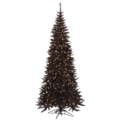 Vickerman Black Fir Artificial Christmas Tree
