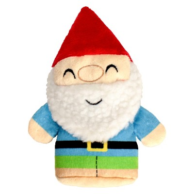 Gnome Plush Dog Toy Squeaks - S - Boots & Barkley™