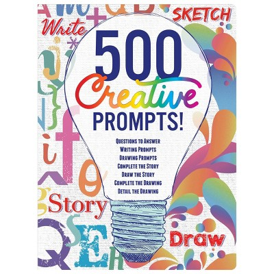Guided Journal 500 Creative Prompts - Piccadilly