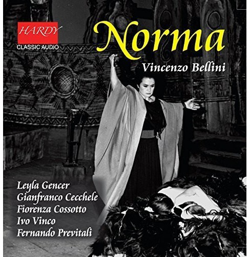 Leyla gencer - Bellini:Norma (CD) - image 1 of 1