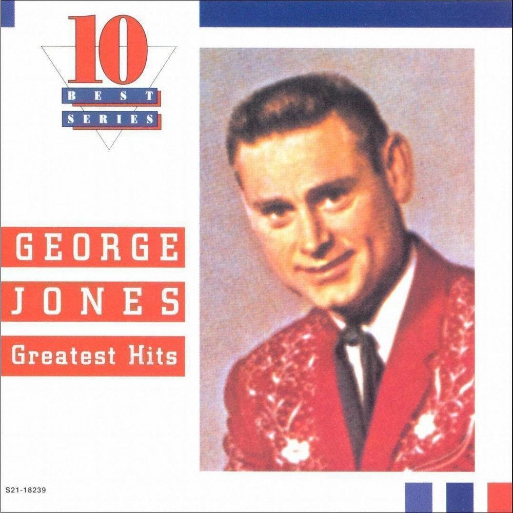 George Jones - Best Of George Jones (CD)