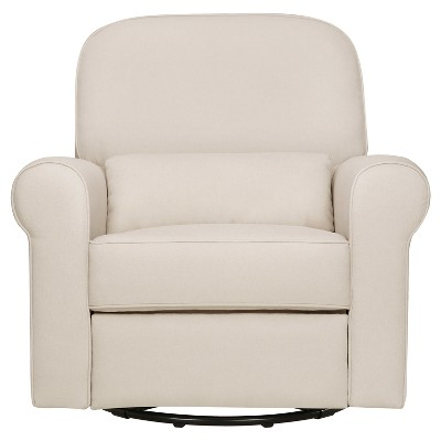 DaVinci Ruby Recliner and Glider - Cream