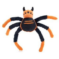 Bark Spider Halloween Dog Toy - Scream Weaver
