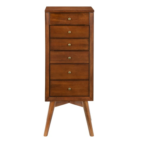 Harriet Jewelry Armoire - Aiden Lane - image 1 of 9