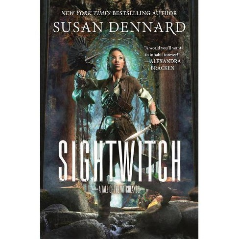 Sightwitch - (Witchlands) by  Susan Dennard (Hardcover) - image 1 of 1