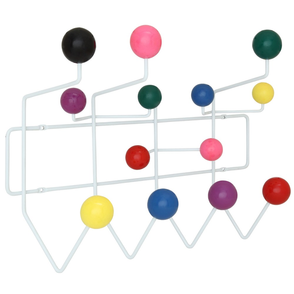 Image of Gumball Coat Rack - Modway