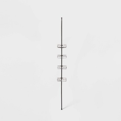 Steel Corner Pole Caddy - Made By Design™