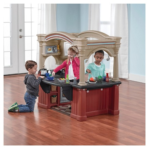 step2 grand walk in kitchen target - Step2 Play Kitchen