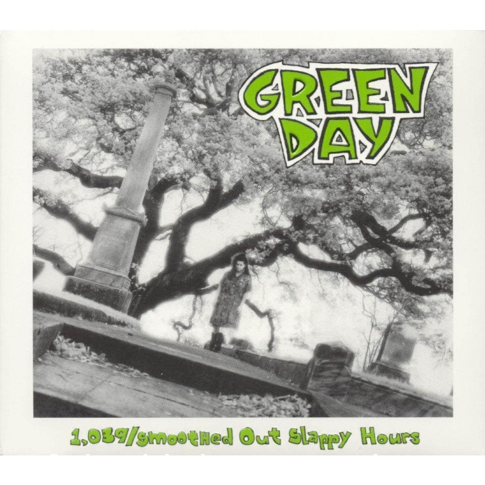 Green Day - 1,039/Smoothed Out Slappy Hours (CD)
